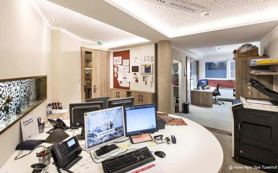 Tuxerhof Office